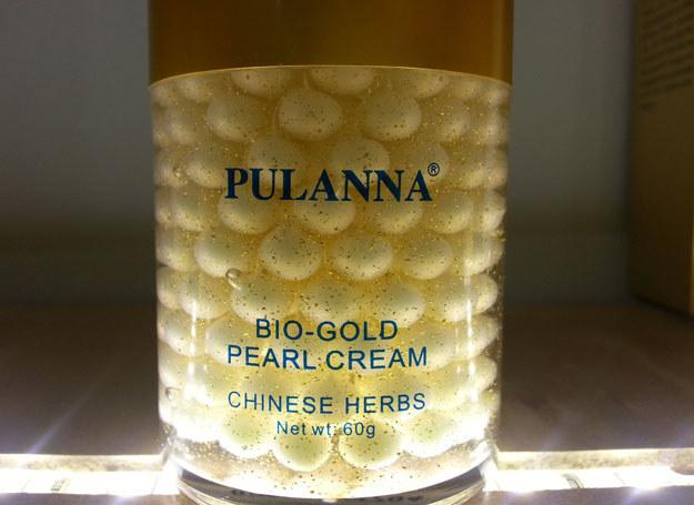 Pulanna Pearl Cream Bio Gold /materiały prasowe