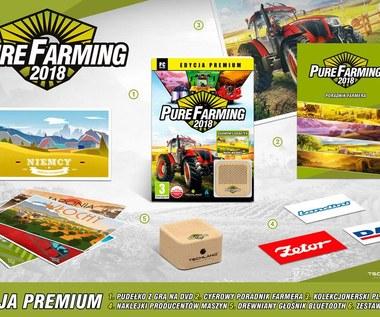 Pure Farming 2018 – edycja premium wyłącznie na polskim rynku