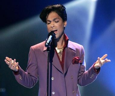 Purpura oficjalnym kolorem Prince'a