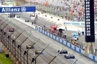 Puste pola startowe w Grand Prix USA /AFP