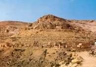 Pustynia żwirowa, Sudan /Encyklopedia Internautica