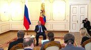 Putin broni Janukowycza i oskarża nowe władze Ukrainy o zamach