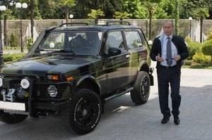 Putin i niva
