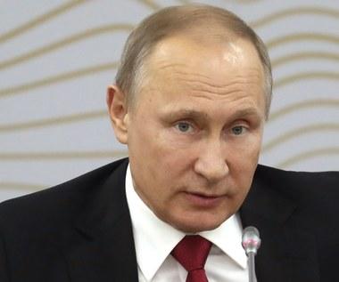 Putin o obiedzie z Flynnem: Tak naprawdę to nawet z nim nie rozmawiałem