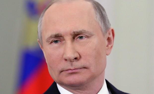 Putin po raz czwarty