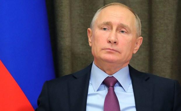Putin: Syria uniknęła rozpadu dzięki Rosji, Turcji i Iranowi