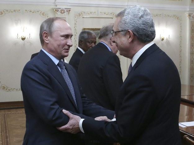 Putin: Teraz Rosja jest w stanie sprostać wszelkim wyzwaniom