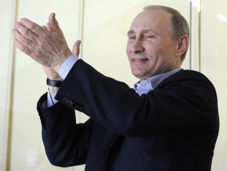 Putin w nimieckiej prasie: Bohater i autokrata /MIKHAIL KLIMENTIEV /PAP/EPA