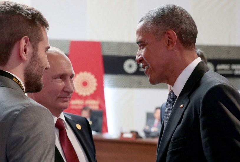 Putin zaprosił Obamę do odwiedzenia Rosji /PAP/EPA