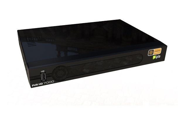 PVR HD 7000 -  aby skorzystać z nowej funkcjonalności dekodera, wystarczy podłączyć urządzenie do Internetu. Dostęp do aplikacji włączany jest automatycznie po pobraniu przez dekoder najnowszej wersji oprogramowania /materiały prasowe