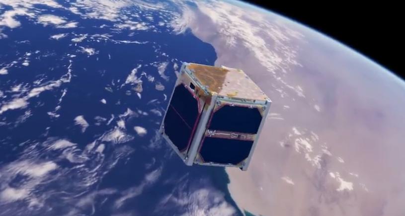 PW-Sat - miniaturowy satelita kategorii CubeSat, który ma kształt sześcianu o boku 10 cm i masę 1 kg. Jego nazwa pochodzi od skrótu Politechniki Warszawskiej /materiały prasowe