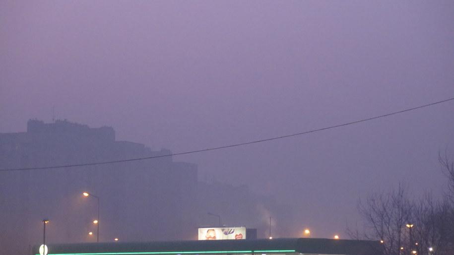 Pył zawieszony jest szkodliwy dla zdrowia, szczególnie dla układu oddechowego /Archiwum RMF FM