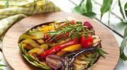 Pyszna mieszanka warzywna z rozmarynem