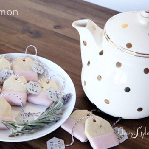 Pyszne ciasteczka w kształcie torebki herbacianej /materiały prasowe /materiały prasowe