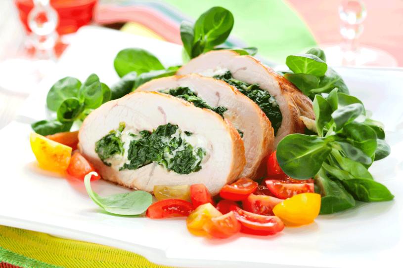 Pyszny i zdrowy obiad /123RF/PICSEL