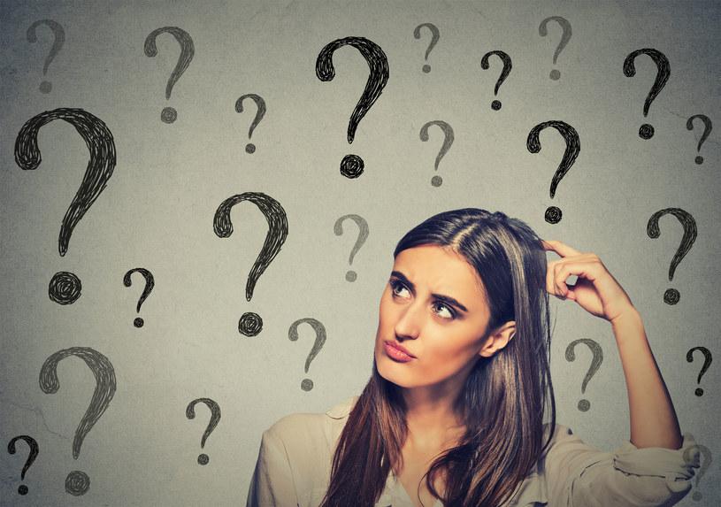 Pytania mają to do siebie, że kierunkują odpowiedzi /123RF/PICSEL