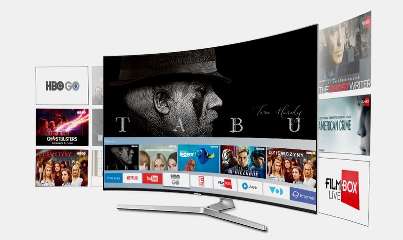 QLED TV i Elite Smart Pack /materiały prasowe