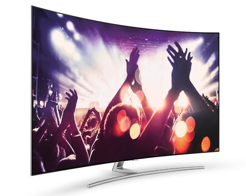 QLED TV /materiały prasowe