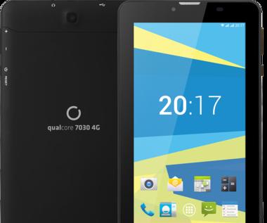 Qualcore 7030 4G  - tablet na każdą kieszeń