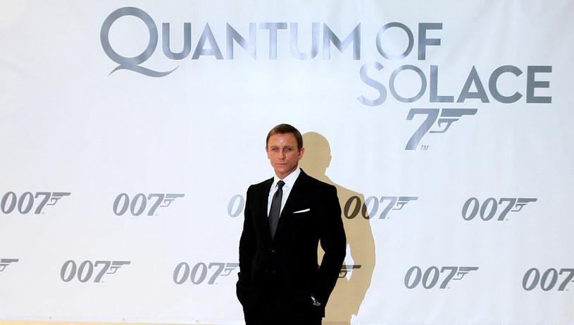 Quantum of Solace? Fani wiedzieli wcześniej... /Rosie Greenway /Getty Images