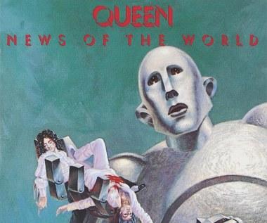 "Queen: 40 lat ""News of the World"". Freddie Mercury po latach"