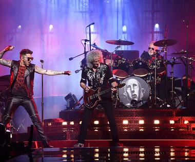 Queen + Adam Lambert w Łodzi: Scena w kształcie gitary