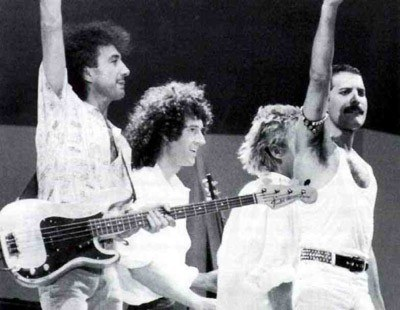Queen na Live Aid /