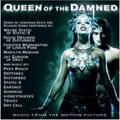 muzyka filmowa: -Queen Of The Damned