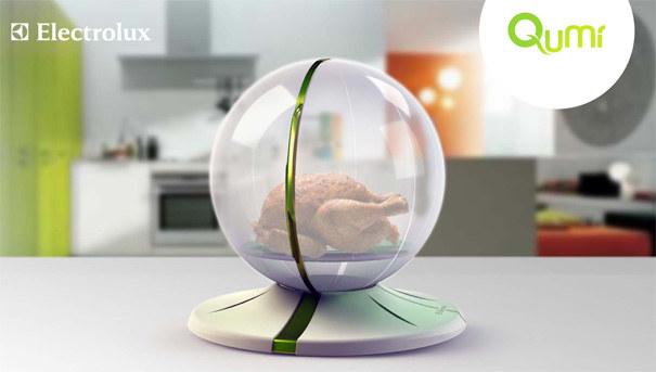 Qumi Flexible Cooking Unit by Ilia Vostrov /materiały prasowe