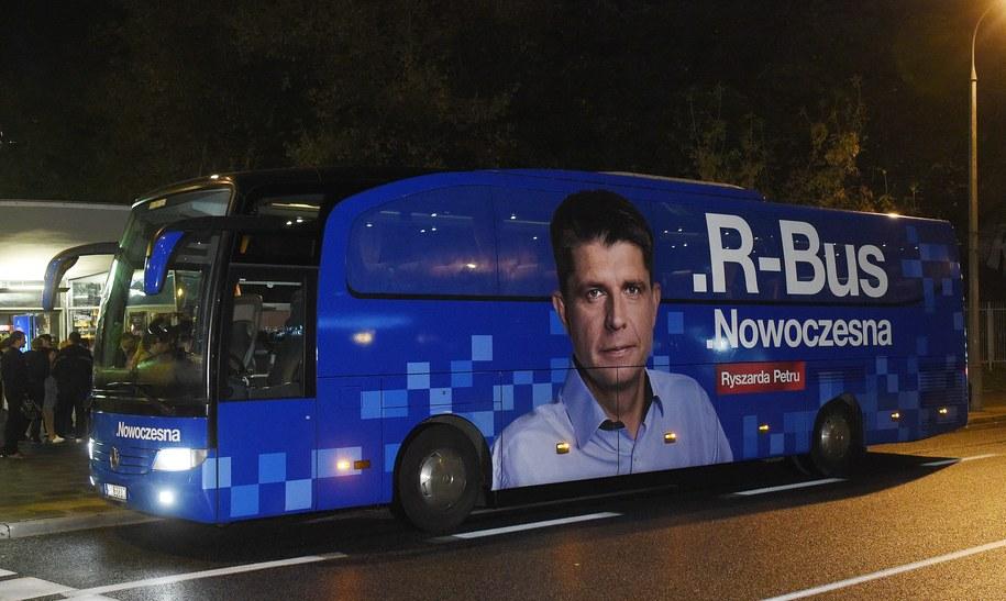 R-Bus / Radek Pietruszka   /PAP