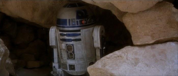 R2-D2 /materiały prasowe