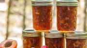 Rabarbarowy dżem pełny witamin
