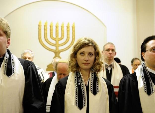 Rabbi Alina Treiger /AFP