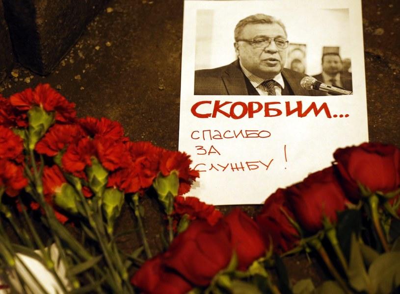 Rada Bezpieczeństwa ONZ potępia zamach na ambasadora Rosji /PAP/EPA