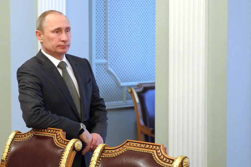 Rada Dumy prosi Putina o ustabilizowanie sytuacji na Krymie /AFP