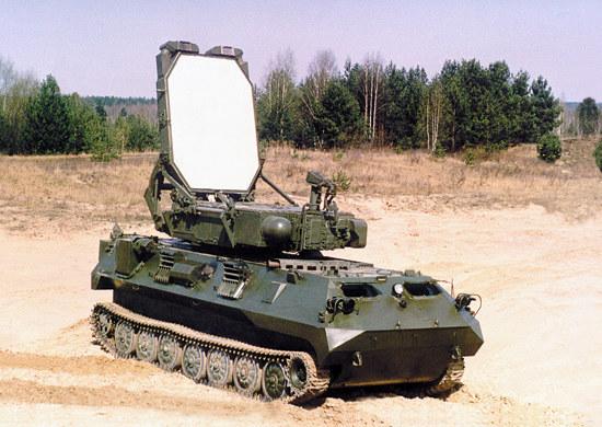 """Radar rozpoznania artyleryjskiego """"Zoopark"""". Fot. mil.ru /materiały prasowe"""