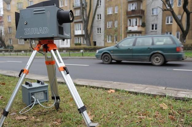 Radary to maszynka do robienia pieniędzy / Fot: Bartosz Krupa /Agencja SE/East News