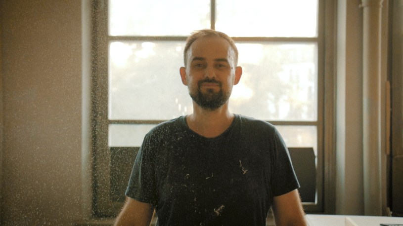 Radek Tomaszewski /fot. Grzegorz Żelazny  /