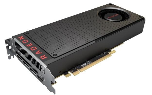Radeon RX480 /materiały prasowe