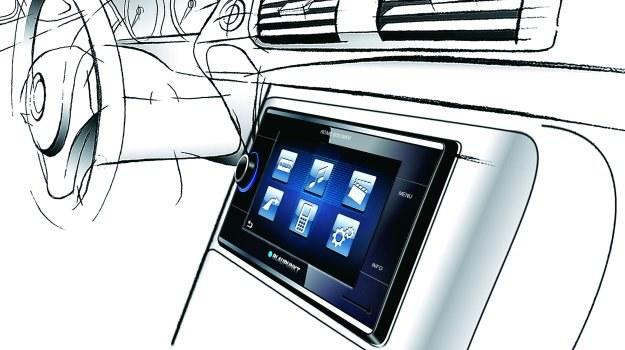 Radia 2DIN mają zwykle ekran o przekątnej 6 cali. Mogą zawierać nawigację satelitarną, odtwarzać filmy i pozwalać na bezprzewodowe połączenie z telefonem. /Motor