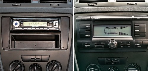 radio 2DIN /Motor