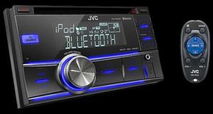 Radio JVC KW-R600 z Bluetooth, ok. 650 zł /Motor