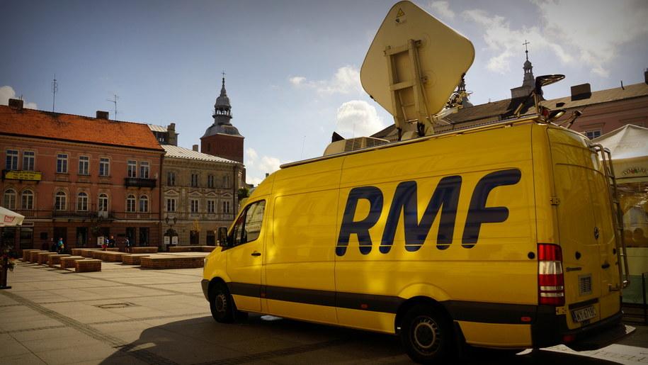 Radio RMF FM w sobotę gości w Piotrkowie Trybunalskim /Michał Dukaczewski /RMF FM