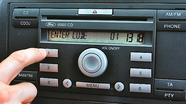 radio /Motor