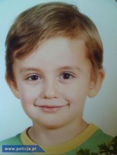 Radom: Trwają poszukiwania 5-letniego Maćka