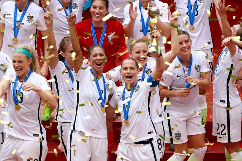 Radość Amerykanek /AFP