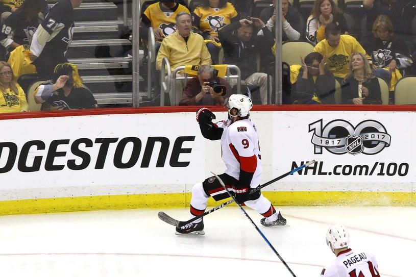 Radość Bobby'ego Ryana i smutek fanów z Pittsburgha /AFP