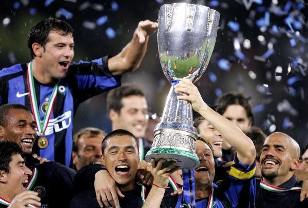 Radość piłkarzy Interu była olbrzymia /AFP