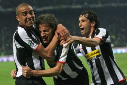 Radość piłkarzy z Turynu /AFP