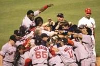Radość zawodników z Bostonu jest w pełni uzasadniona /AFP